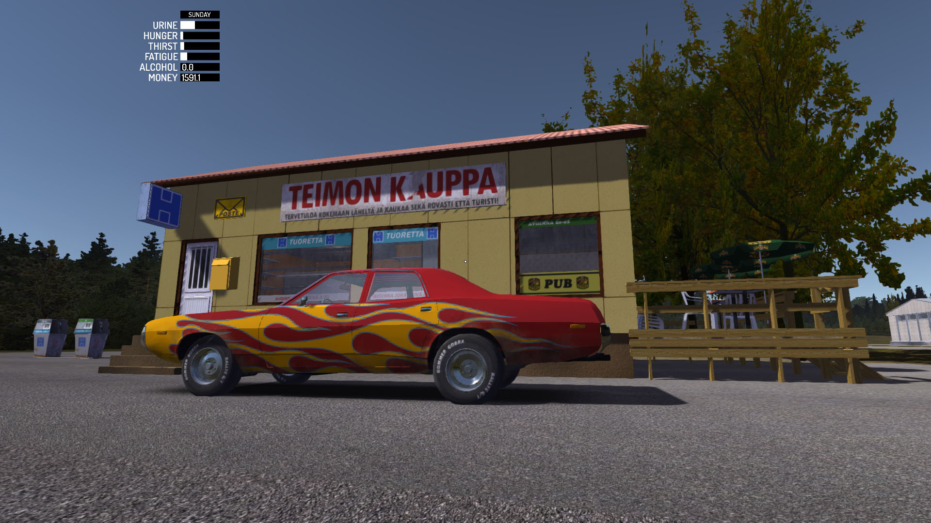 Truck And Car Shop >> My Summer Car Official Site